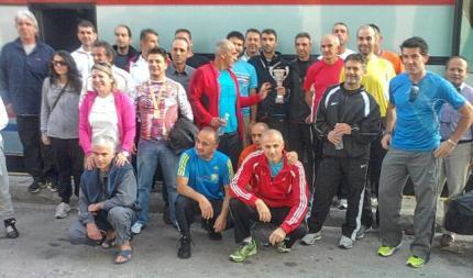 Μεγάλη συμμετοχή του Συλλόγου Δρομέων Υγείας Κοζάνης στον 30ο Διεθνή Κλασικό Μαρ