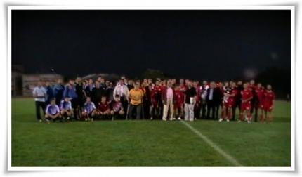 Κοζάνη, Μακεδονικός και ΑΕΚ τίμησαν την μνήμη του Μερκούρη Κυρατσού